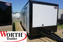 28' NOS Package Race Trailer ST# 33554 for Sale $16,250