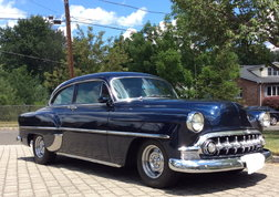 1953 CHEVY 210 SEDAN   for sale $27,000