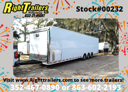 2021 Pro Stock 34' Trailer - Dragster Lift -Loaded OUT