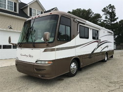 2002 Newmar Kountry Star Model KSDP 37.5 Ft Diesel Class A P