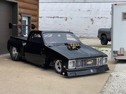 Awesome All Fiberglass Chevy Roller