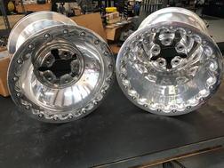 Weld Delta wheels