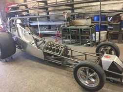 BRAND NEW !!! MD CHASSIS   for sale $12,500