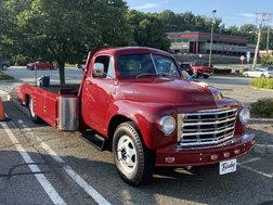 1949 Studebaker Ramp Truck