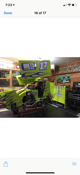 2014 Sawyer Micro Sprint  for Sale $14,000