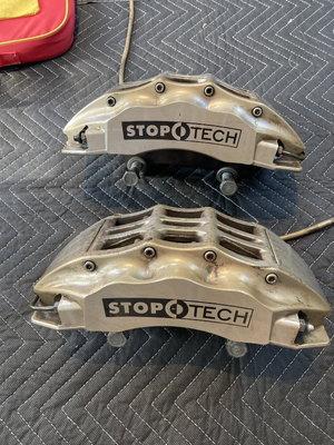 Stoptech BBK ST-60 / ST-40 BBK (C6 Corvette)