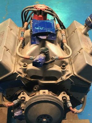 Creslap Race Engine