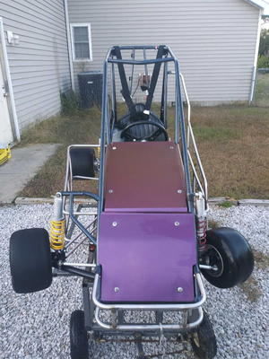 Medium Ashley Quarter Midget 80
