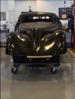 37 chevy coupe tube chassis