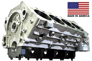 'ALUMINUM' RACE BLOCKS-CHEV--USA MADE-FREE SHIP EST CST Zone