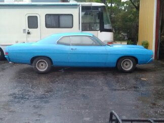 1968 Ford Fairlane for sale in fayetteville, NC, Price: $10,000