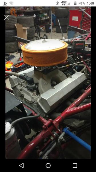 Late Model Motor  for Sale $12,000