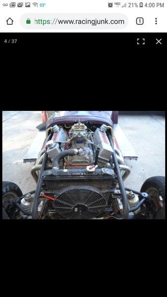 27 Suncoast terminator roadster tk  for Sale $16,000