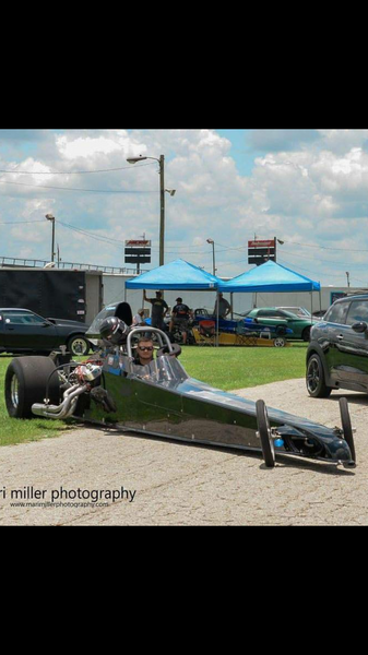 2006 Don Davis top dragster  for Sale $7,500