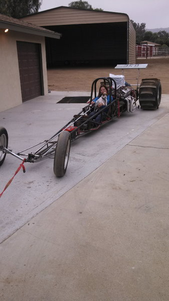 Dragster  for Sale $7,500