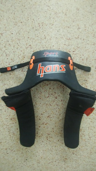 Hans Device, Sport series, X20LS, used  for Sale $450