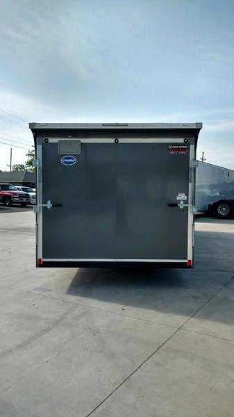 2020 United XLT 8.5X28 Enclosed Car/Race Trailer # 6572