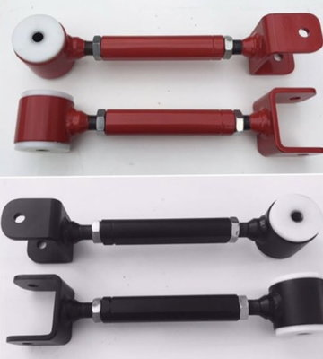 Adjustable uppper control arms gm a body