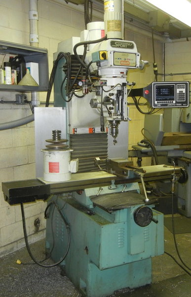 Prototrak 3d bed mill  for Sale $14,500