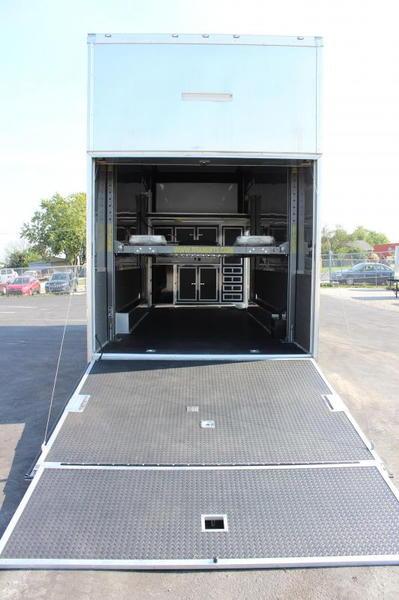 Loaded Stacker 26' All Alum Frame Premium Cab. Pkg.
