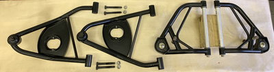 TRZ Motorsports- UPPER AND LOWER CONTROL ARMS Kit