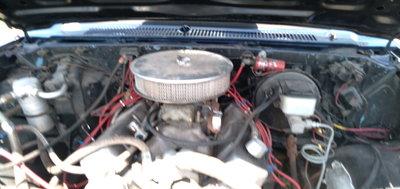 1985 Chevrolet long wheel base Pro Street pickup