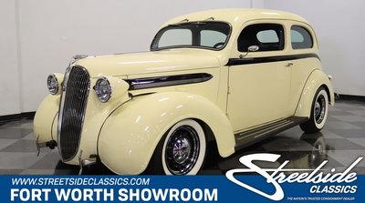 1937 Plymouth P4 Sedan Streetrod