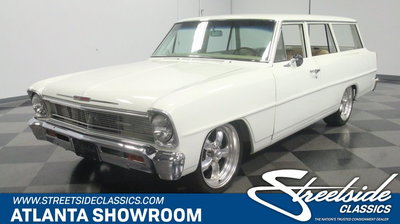 1966 Chevrolet Nova Wagon Restomod