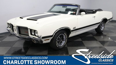 1972 Oldsmobile 442 W-30 Convertible