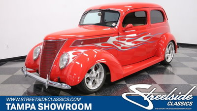1937 Ford Humpback Custom