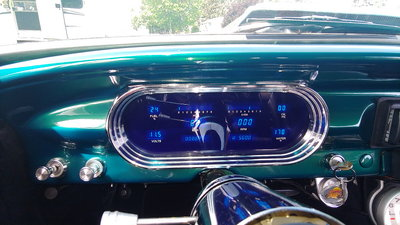 blown 1965 chevy nova