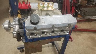 5.0 Ford Engine w/ Trick Flow Heads