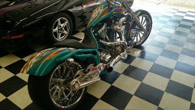bourgett custom bikes