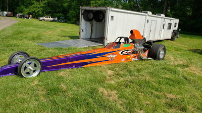 2001 JR Slip Joint Dragster Roller reduced $7500