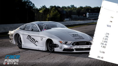 2017 Pro Mod Mustang - World Ford Record Holder