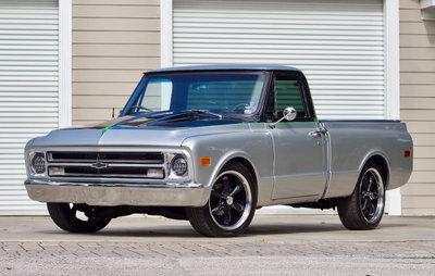 1968 Chevrolet C10 Pickup Resto Mod