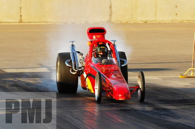 2000 Mark Rowe 215'' Dragster Turn Key