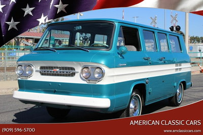 1961 Chevrolet Corvair Greenbrier