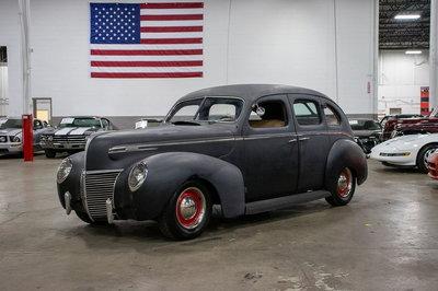 1939 Mercury Eight 99A