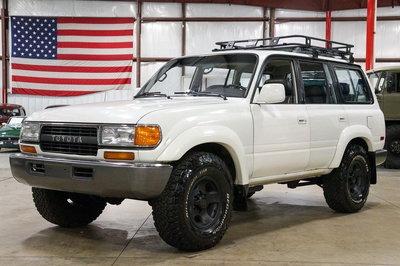 1992 Toyota Land Cruiser for sale in GRAND RAPIDS, MI, Price: $17,900