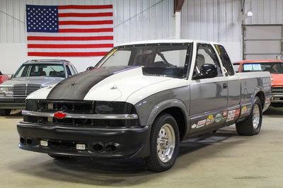 2000 Chevrolet S-10 DRAG TRUCK
