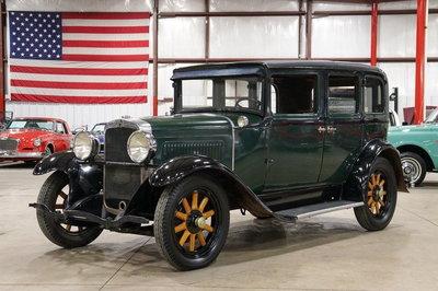 1929 Nash Standard