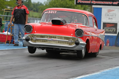 1957 Bel Air drag car - Price Reduced