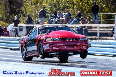 1999 Mustang Cobra Convertible Turbo X275 Drag Car