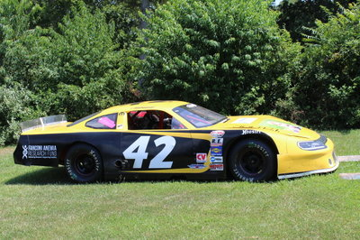 Dodge Port City Super Late Model