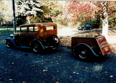 1931 chevy 2door sedan