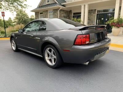 2004 Mustang GT Spoiler