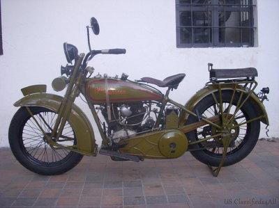 1926 Harley Davidson