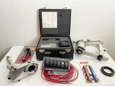 Nitro Alcohol & Gas Racing Parts Clearance Sale Part 2.