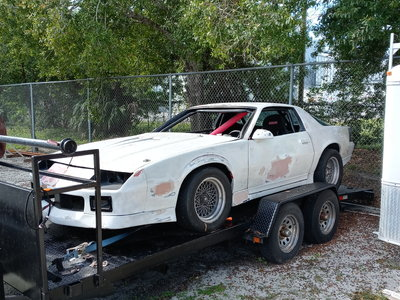 1988 Chevy Camaro scca race car